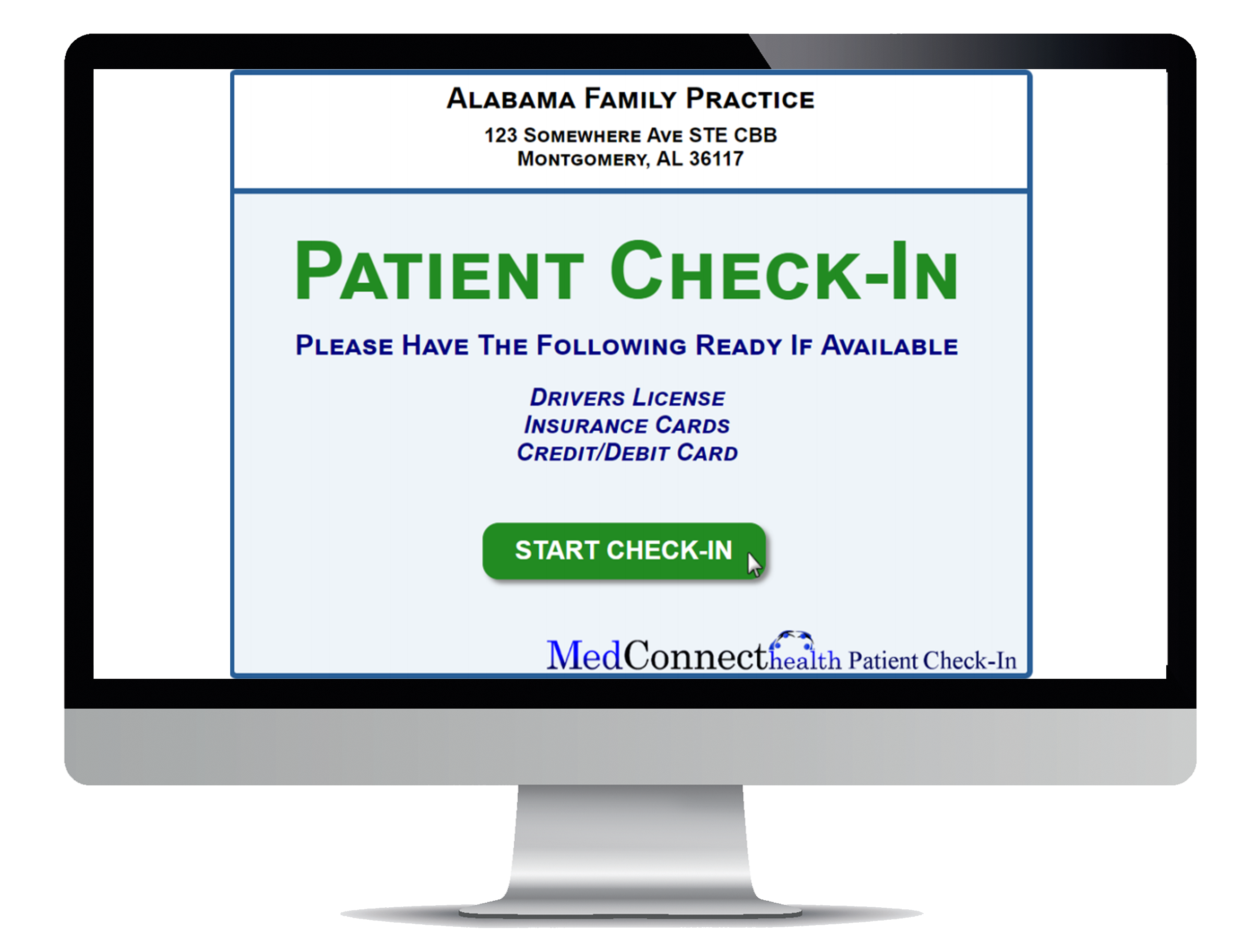 Patient Check In